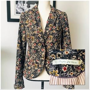 DAUGHTERS OF THE LIBERATION TULIP CURTSY BLAZER